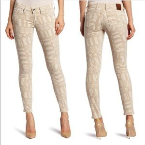 Lucky Brand Jeans Legend skinny Lace Print 2/26